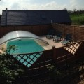 Gite à louer avec piscine dans le Calvados
