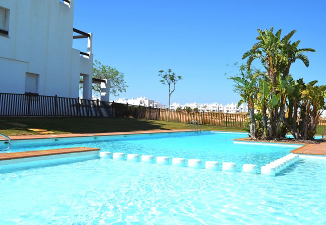 Apartment for rent Roldan Espagne with Pool to share