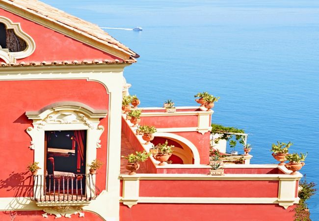 Holiday home for rent Positano Italie