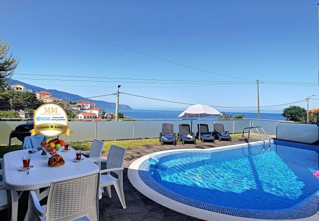 Holiday home for rent Ponta Delgada Portugal with Private pool