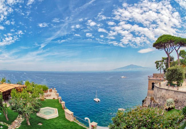 Holiday home for rent Sorrento Italie