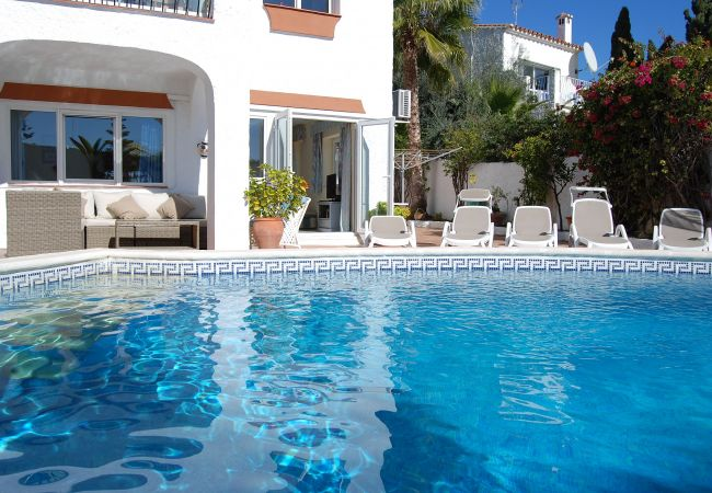 Apartment for rent Nerja Espagne with Private pool