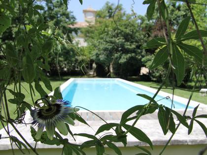"""Château Rouge: Verhuur appartement """"het kippenhok"""" voor 5 personen vanaf € 700/ week in Carpentras"""