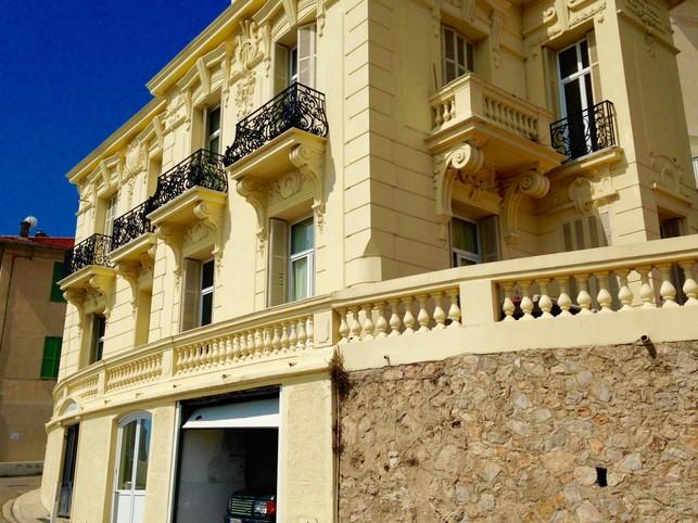 Villa Verhuur appartement 4 personen 2 stappen van Monaco garage mogelijk 15 E dag