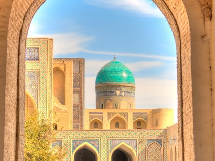 Sur la route des Caravanes de la Soie en Ouzbékistan - 11J/10N