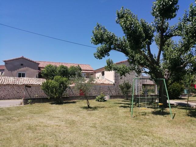 Saint Pierre Farm: groeps huisje voor 12 tot 15 personen in Aubenas vanaf 1300 euro/week