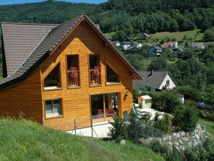 Chalet 8 P.  en Alsace, avec Jacuzzi et sauna privatifs