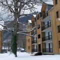 Mountain apartment, skiing, promenade, baths