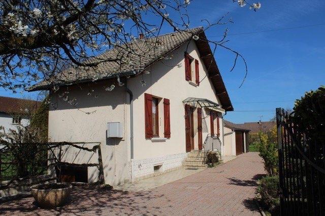 « La petite maison » à Domblans (Jura)