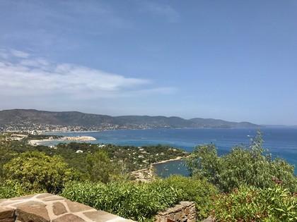 Privaat domein Gaou Bénat - villa met prachtig zeezicht