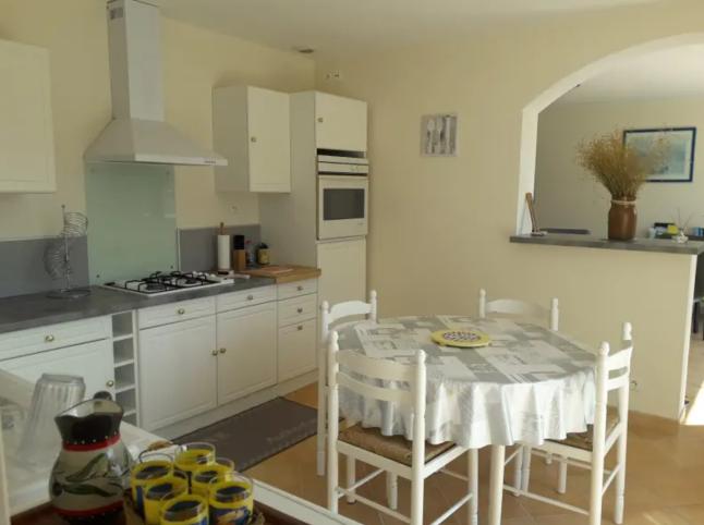Charmante Maison ,bien équipée -6 personnes à  Criel-sur-Mer