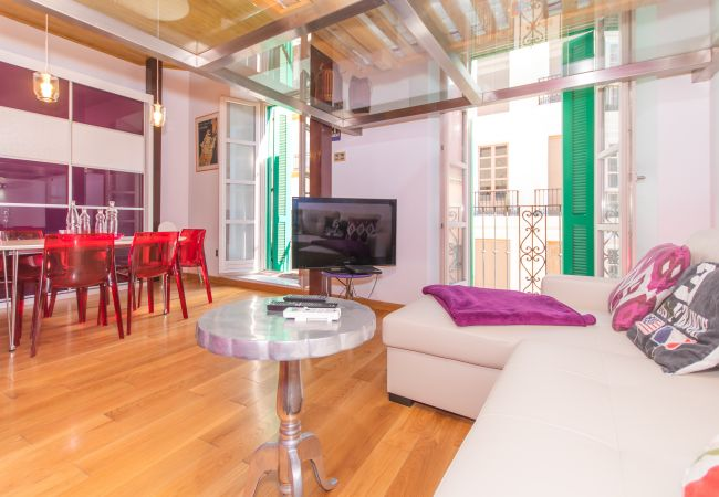 Apartment for rent Málaga Espagne with Pool to share