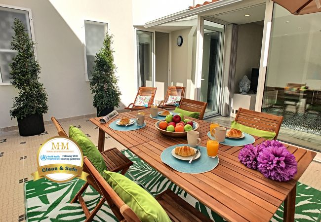 Appartement a louer Funchal Portugal