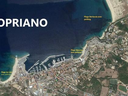 LOCATION VACANCES CORSE, GRAND STUDIO 33M²- 4 Personnes Corse-du-Sud