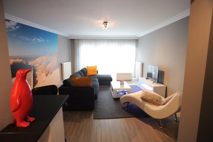 Luxueux appartement rénové au cœur de Knokke