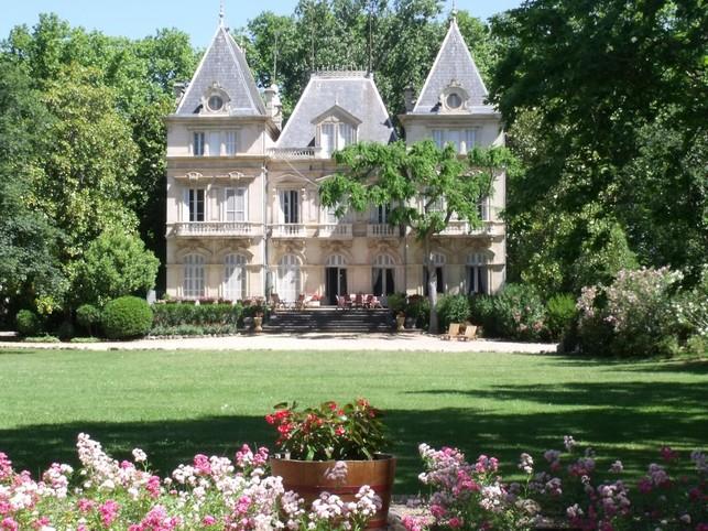 Chateau d'Hortes