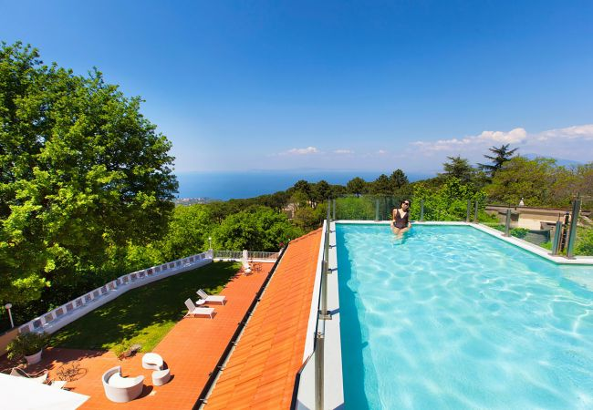 Holiday home for rent Sorrento Italie with Private pool