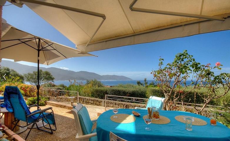 Gîte Mi Casa : Vacances a la Carte avec vue panoramique sur la mer