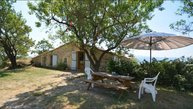 Romanet: Renting a cottage in Saint Saturnin lès Apt