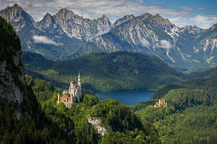 Escapade en Bavière à la découverte de l'héritage du roi Louis II - 6J/5N