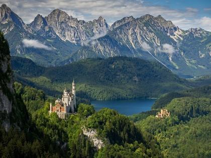 Tour een ontdekkingsvakantie Bavaria De erfenis van Louis II - 6J/5N