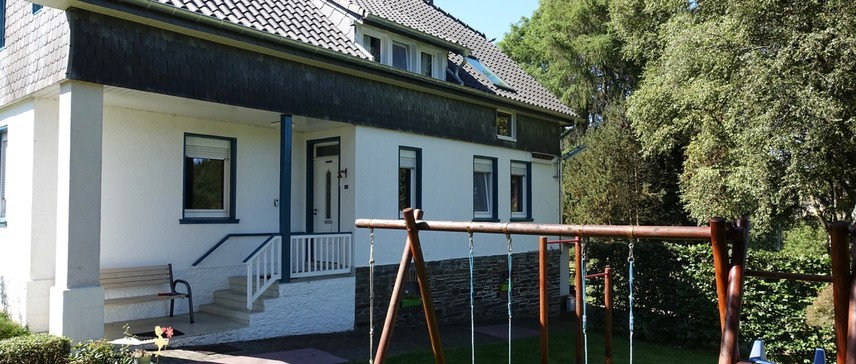 Maison de vacances authentique dans les Hautes Fagnes.