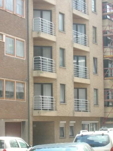 Appartement à louer à Ostende - Côte Belge