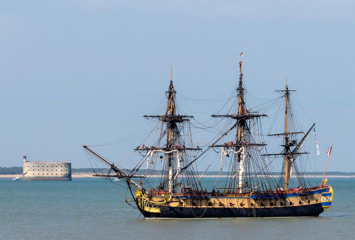 300 ans d'histoire maritime à Rochefort-Océan, cité stratégique du Roi Soleil - 6J/5N