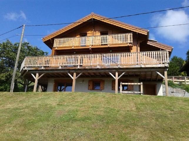 Au coeur du Massif des Vosges:  Chalet Bellevue **** , familial,spacieux et confortable , La Bresse