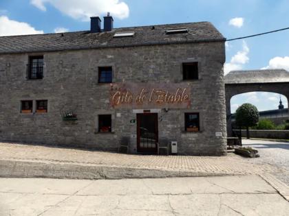 """Gîte """"de l'étable"""" à la Ferme Château de Laneffe"""
