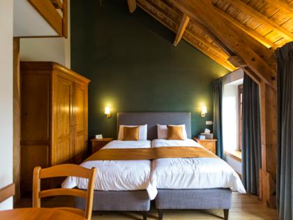 Chambres d'hôtes :Liseron  et Tournesol  – 3 personnes