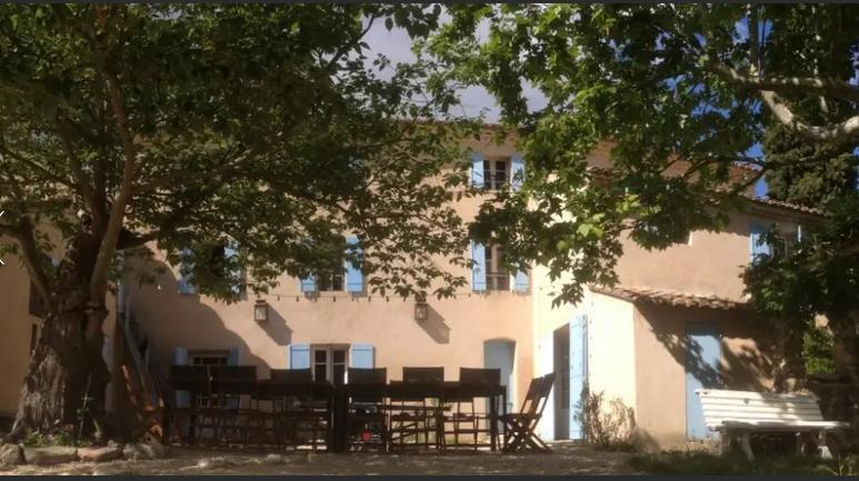 Le Mas de Regardebon en Provence