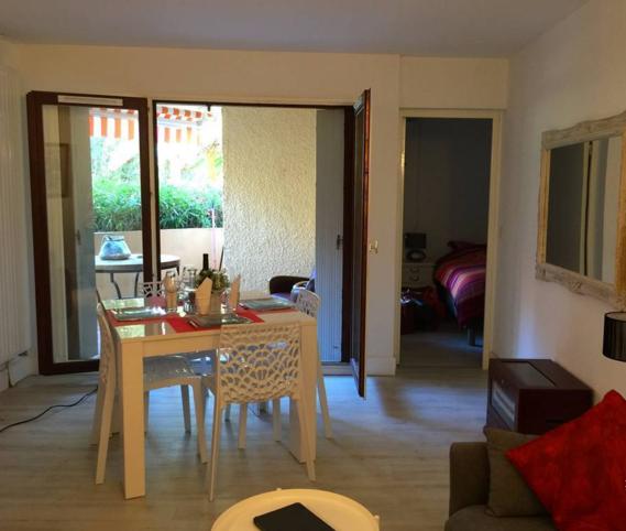 Huur appartement Saint Raphael -Les Orangers 2 - 4 personen
