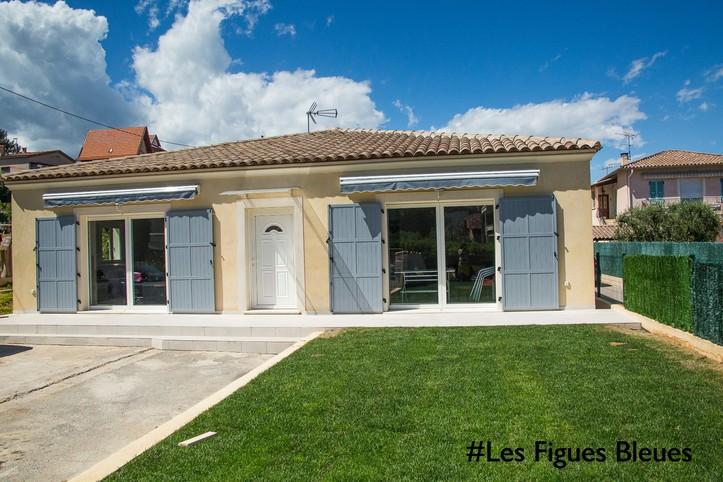 Huur appartement in villa voor 4 personen - Saint-Laurent-du-Var