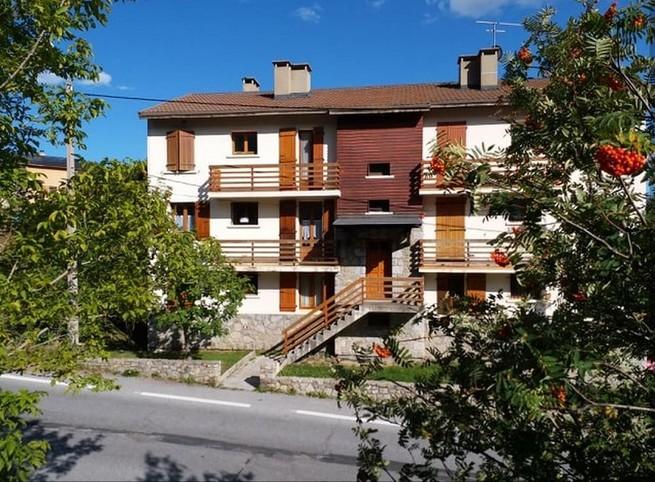 Chez Christelle: Groot appartement in Chalet de Montagne in Font-Romeu