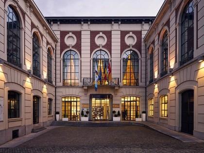 Weekend Prestige dans le coeur historique de Liège à l'Hôtel Van der Valk Sélys**** - 2J/1N