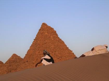 Le Soudan pays des Pharaons Noirs, héritage du royaume de Koush -13J/12N