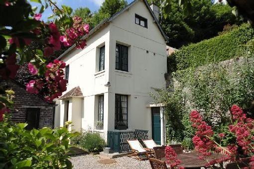 Maison au calme, indépendante, avec jardin clos au centre de Dieppe.