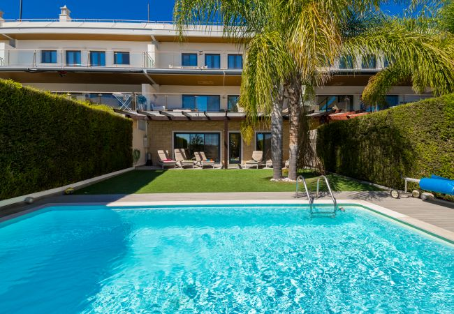Holiday home for rent Lagos Portugal with Private pool