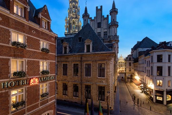 Weekend Exclusif à l'Hôtel Amigo***** Grand Place de Bruxelles - 2J/1N