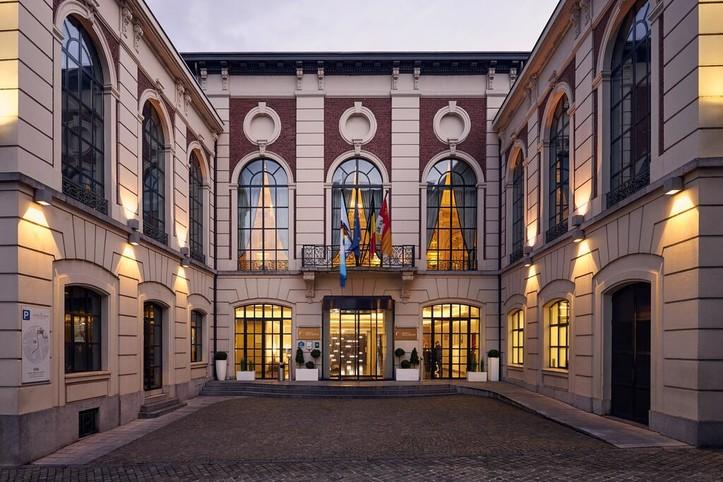 Weekend Prestige 7Dimanche dans le coeur historique de Liège à l'Hôtel Van der Valk Sélys**** - 2J/1N