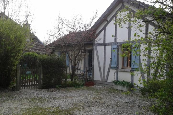 Karakter cottage verhuur - Lusigny-sur-Barse
