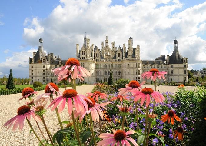 Vie de chateau en Val de Loire - 6J/5N