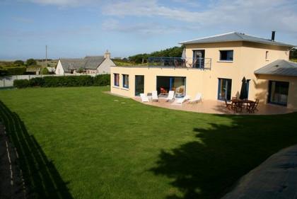 Plouguerneau location villa avec piscine int rieure - Villa bretagne piscine interieure ...