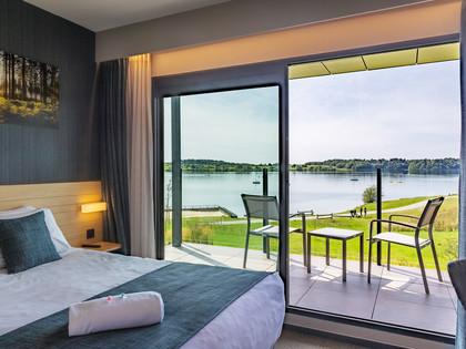 Séjour aux Lacs de l'Eau d'Heure - 3J/2N au Golden Lakes Hotel****