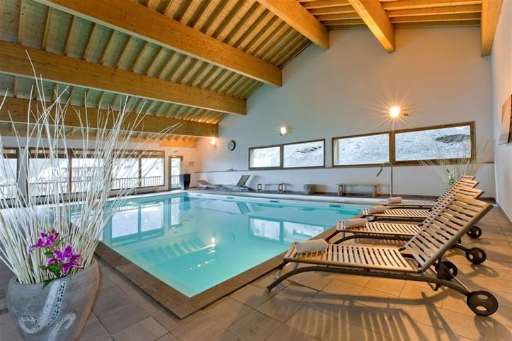 Studio hoek berg 2-4 pers 28m2- Acces SPA Inbegrepen - Residence Orelle 3 valleien - Orelle