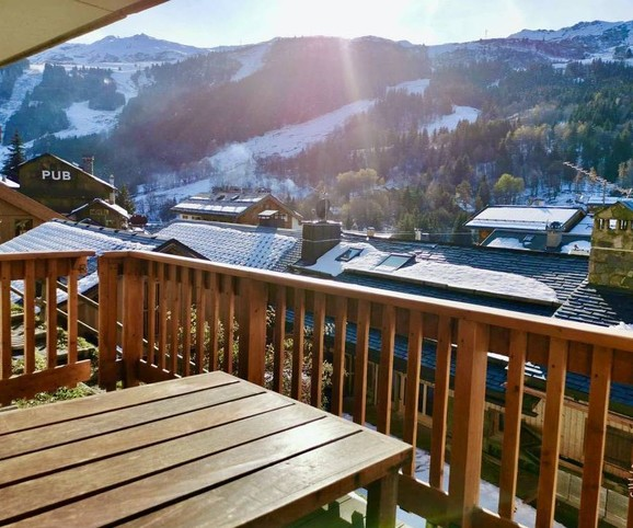 Location Appartement Meribel-Les-Allues 6 personnes