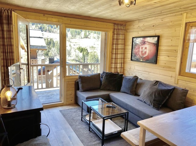 Location Appartement Meribel-Les-Allues 4 personnes