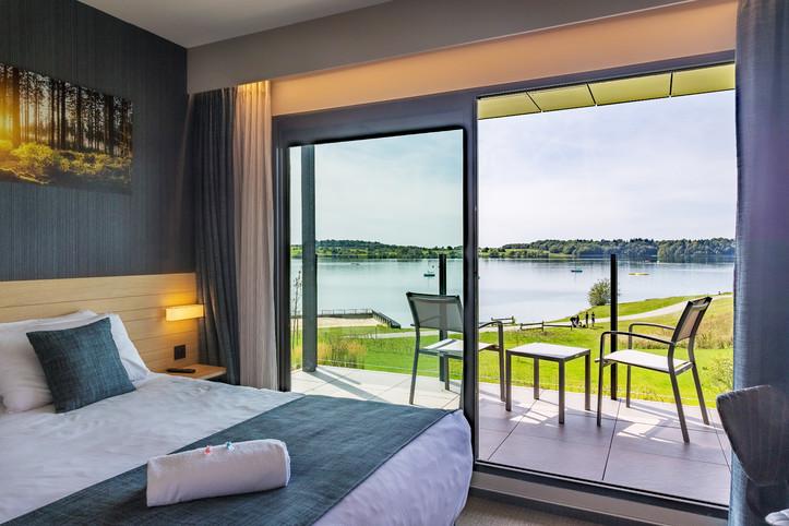 Golden Lakes Hotel**** séjour exceptionnel au cœur des Lacs de l'Eau d'Heure 3J-1N