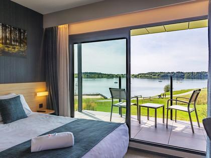 Golden Lakes Hotel**** uitzonderlijk verblijf in het hart van de Meren van l'Eau d'Heure 3D-2N